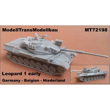 Leopard 1 early (DE-BE-NL)