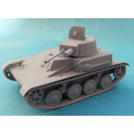 Pz.Inz- 140 (4TP) Polish reconnaissance tank