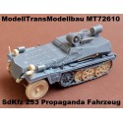 SdKfz 253 Propaganda Fahrzeug