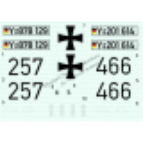 Leopard 1 early Bundeswehr decals