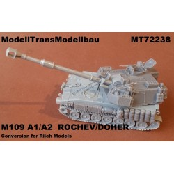 M109A2 DOHER/ROCHEV conversion
