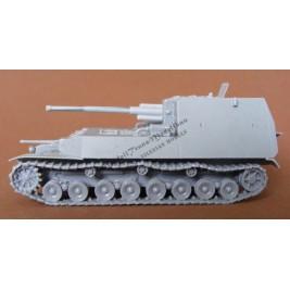 "Jap. Tankdestoyer ""CHI-RI"". Concept"