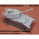 M108 Self Propelled Howitzer. Conversion for Revell.