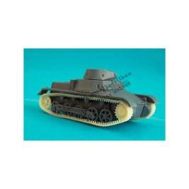 PzKpfw. I Ausf. B tracks (for ESCI/Italeri)