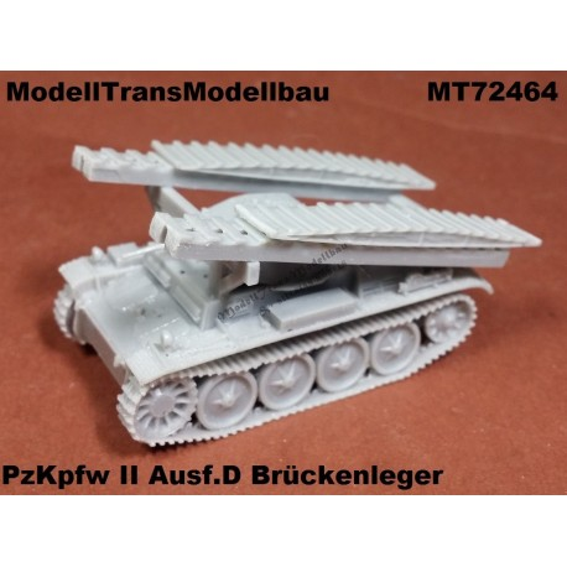 PzKpfw II Ausf.D Brückenleger
