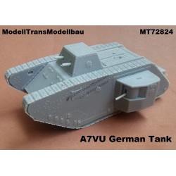 A7VU German tank.