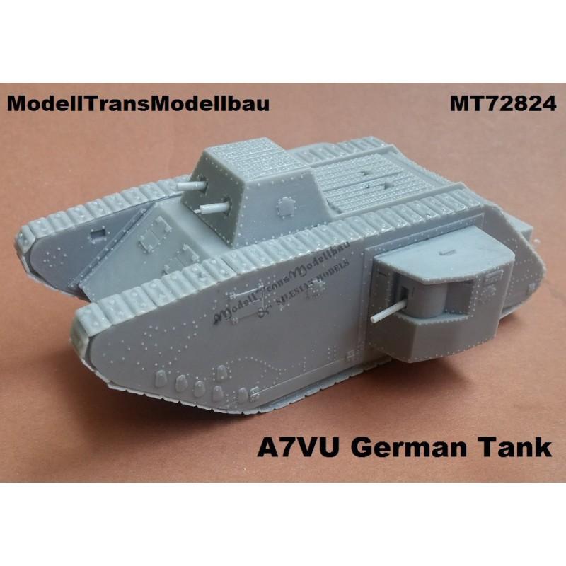 A7VU German tank.