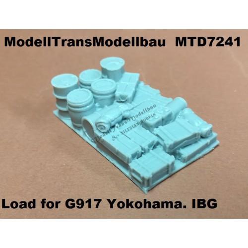 Load for G917 Yokohama.