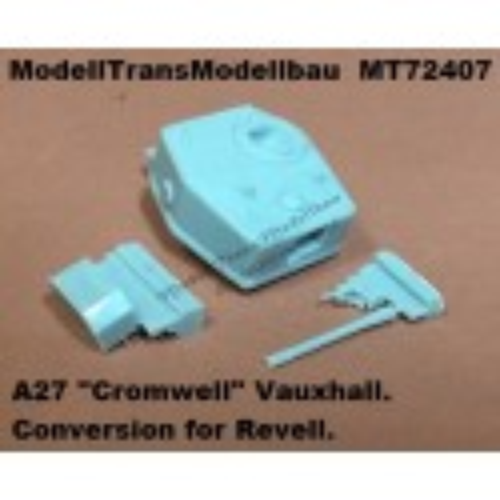 "A27 ""Cromwell"" Vauxhall turret."
