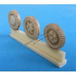 Opel Blitz wheels (5-hole rim)