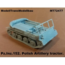 Pz.Inz.152. Polish Artillery tractor.
