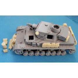 Panzer IV stowage set
