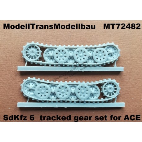 SdKfz.6 tracked gear set (for ACE). Quickkit.