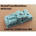 Load for V3000 from IBG.