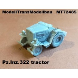 Pz.Inz. 322 tractor.