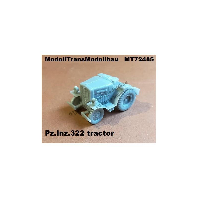 Pz.Inz. 322 tractor.
