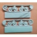 """Ford V3000 """"Maultier"""" tracked gear set (for IBG). Quickkit."""