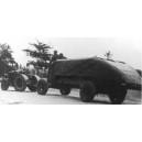LMPD pontoon trailer with PzInz 322 tracktor.