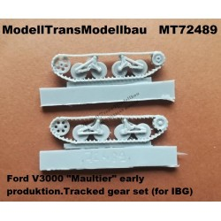 "Ford V3000 ""Maultier"" early produktion.Tracked gear set (for IBG). Quickkit."