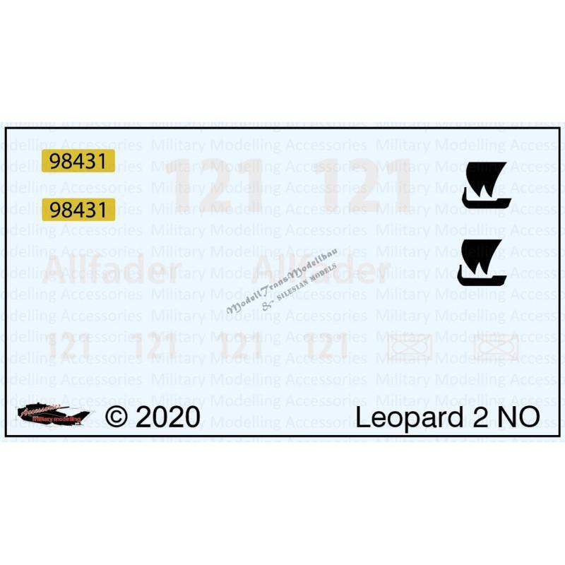 Leopard 2 NO