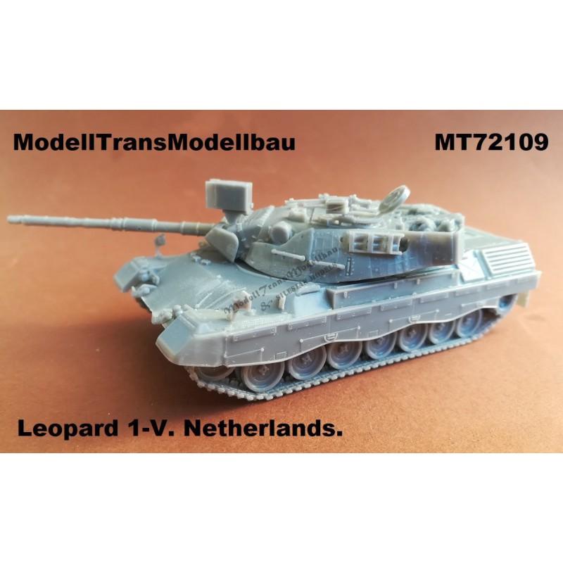 Leopard 1-V. Netherlands.