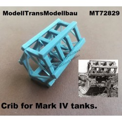 Crib for Mark IV tanks.