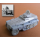 SdKfz 253 with Panzer I turret.