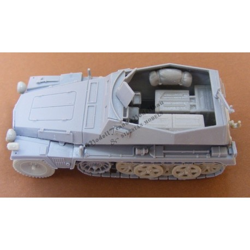 SdKfz 250/6 Ausf A. Munitionsfahrzeug.