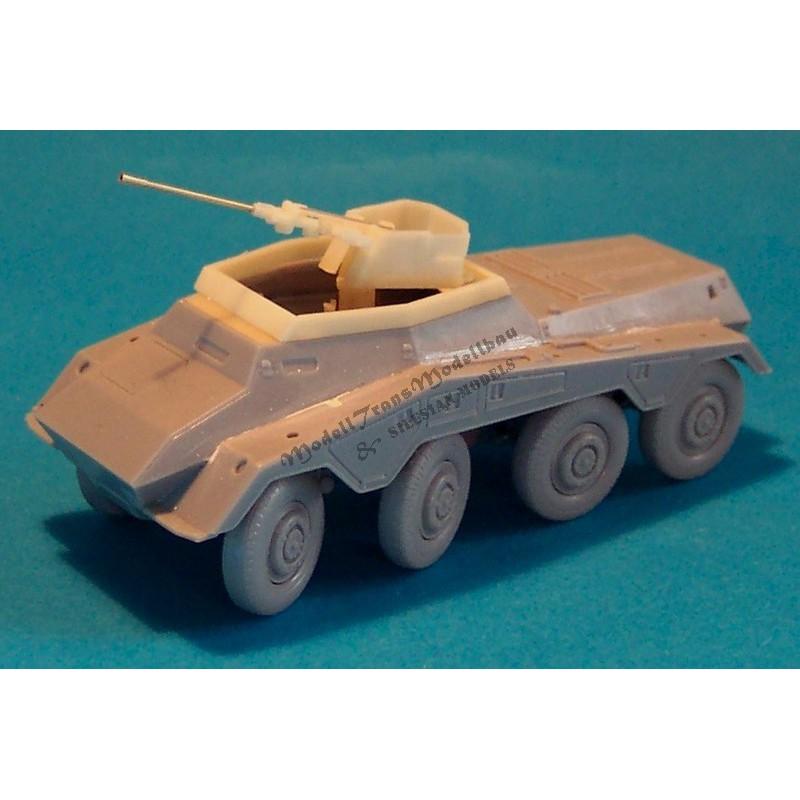 2 cm Schwebelafette for SdKfz 251D & SdKfz 234.
