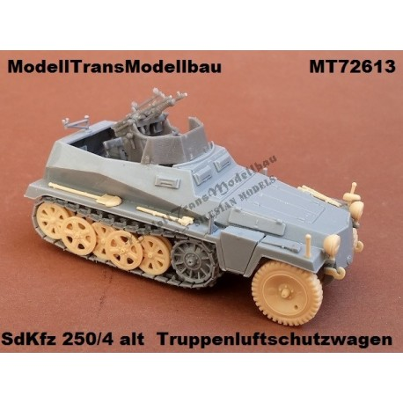 SdKfz 250/4 Truppenluftschutzwagen (2 x MG34)