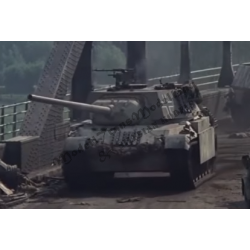 "Leopard 1 Movie Star ""A Bridge Too Far"""