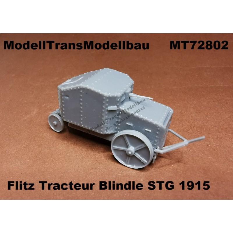 Flitz Tracteur Blindle STG 1915