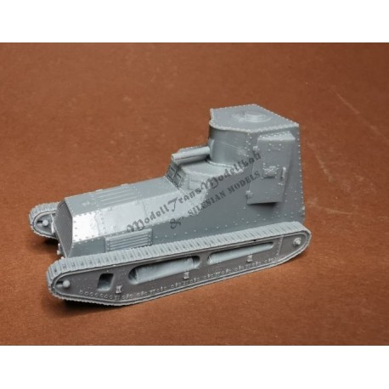 Leichtkampfwagen LK II Kanone