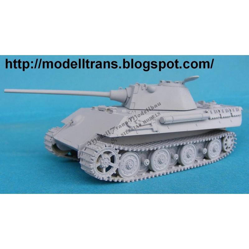 Panther II (2 variants - 75cm & 8,8cm)