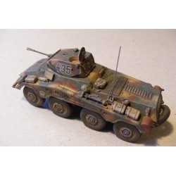"SdKfz 234/2 ""Puma"" with Pz.II ""Luchs"" turret. Conversion"