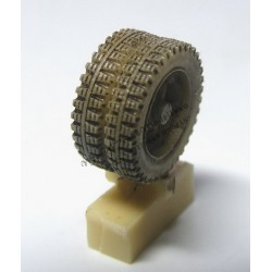 8,8 cm Flak 36 & SdAnh.52 wheels (for Revell)