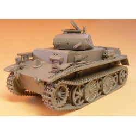 PzKpfw I Ausf C (VK.601)