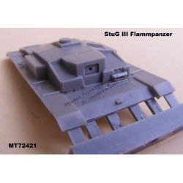 StuG III Ausf F8 Flammpanzer.