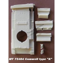 """A27 """"Cromwell"""" tank hulls type """"A""""."""