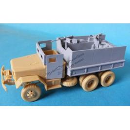 M 35 gun truck