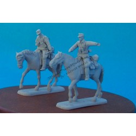 "SS-cavalry ""Florian Geyer"" (2 fig.)"
