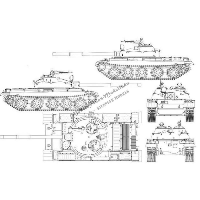 T-62 model 1972