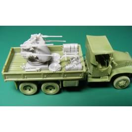 GMC 353 Gun Truck with M55 Multiple