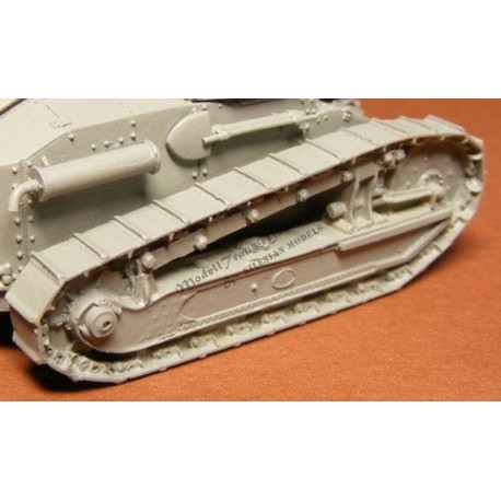 FT-17 tracked gear set for RPM
