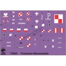 Warsaw's Uprising 1944.