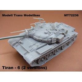 Tiran 6 (2 versions)