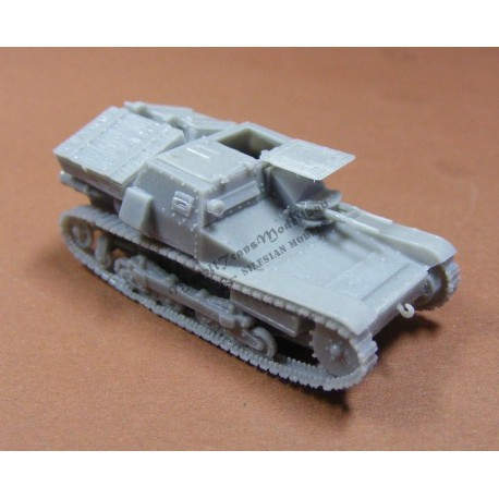 PzKpfw. L3/35(i) Kenn Nr. 731(i) Munitionstransporter.