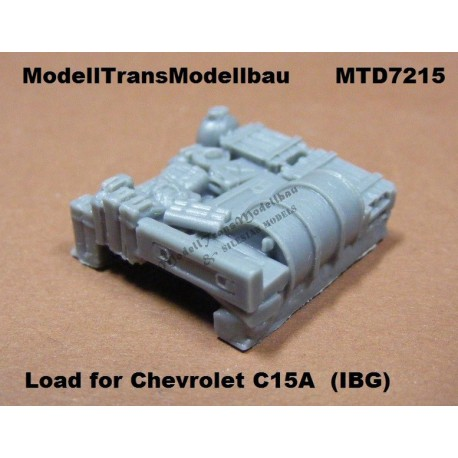 Load for Chevrolet C15A.