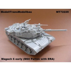 Magach 6 early (M60 with ERA)