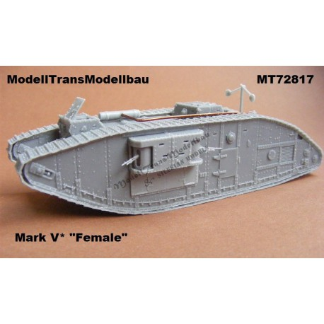 "Mark V* ""Female"""